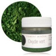 Краситель минеральный Зеленый оксид (Oxyde vert)