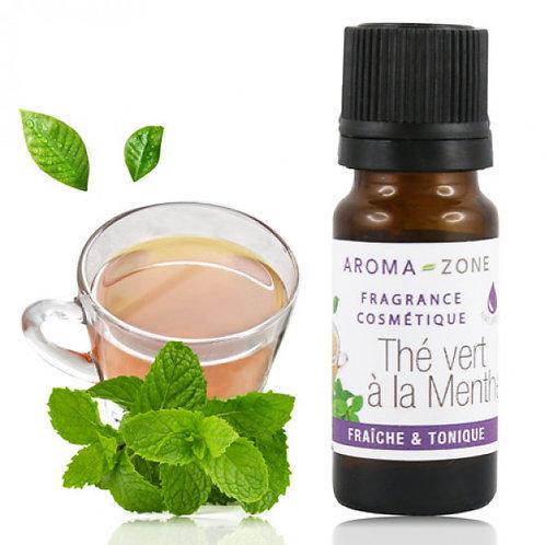 Косметический аромат Зеленый чай с мятой NATURELLE THÉ VERT À LA MENTHE