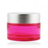 Банка стеклянная розовая 30 мл