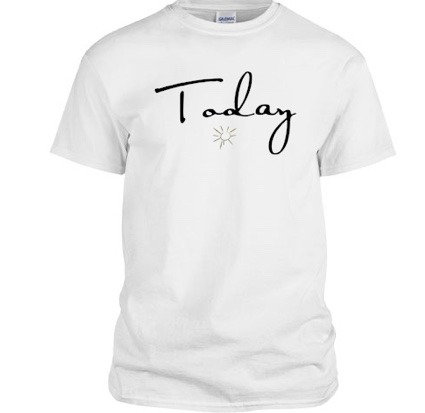 Today is Never Too Late Unisex T-Shirt