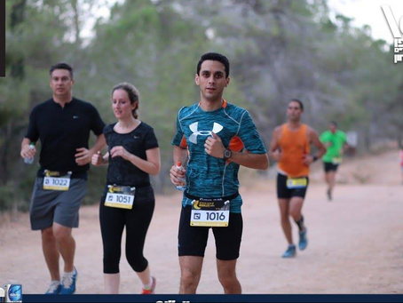 תחרות ריצה, בשביל מה לי בכלל!
