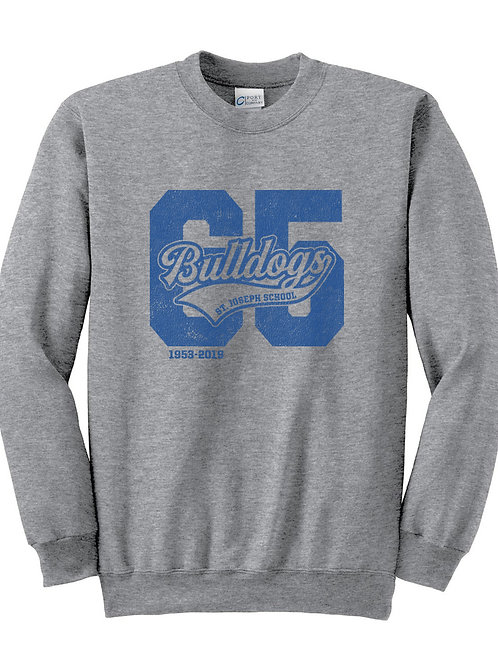 65th Anniversary Sweatshirt (Adult)