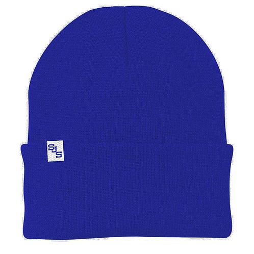 Blue SJS Beanie