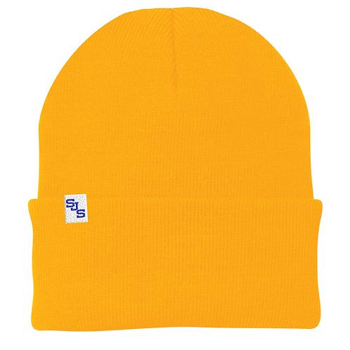 Yellow SJS Beanie