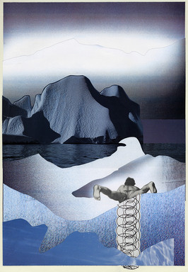 Holiday on Thin Ice #01
