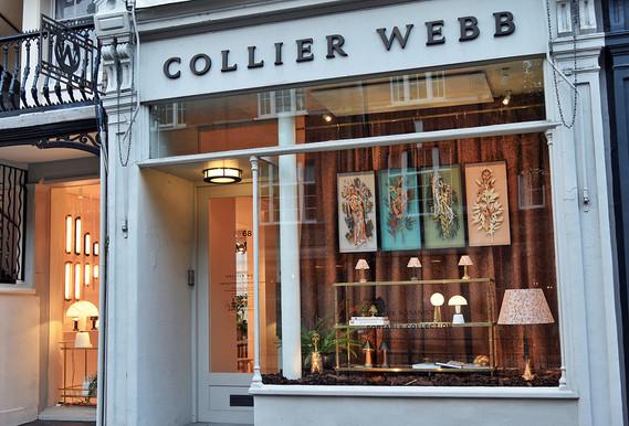 Collier Webb, Pimlico Road, London 2021