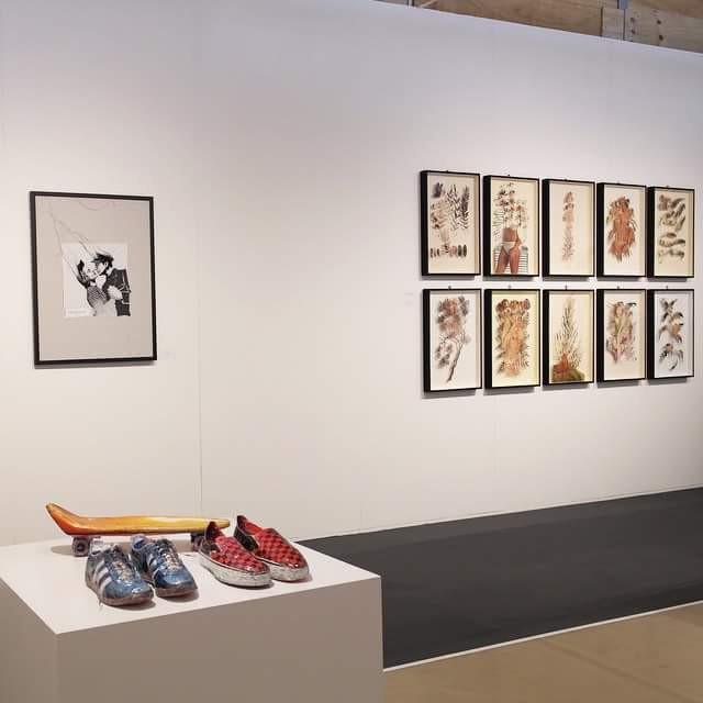 Rotterdam Contemporary Art Fair, Absolute Art Gallery, Cruise Terminal, Rotterdam 2015