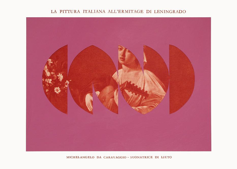 Michelangelo da Caravaggio - Female Lute Player