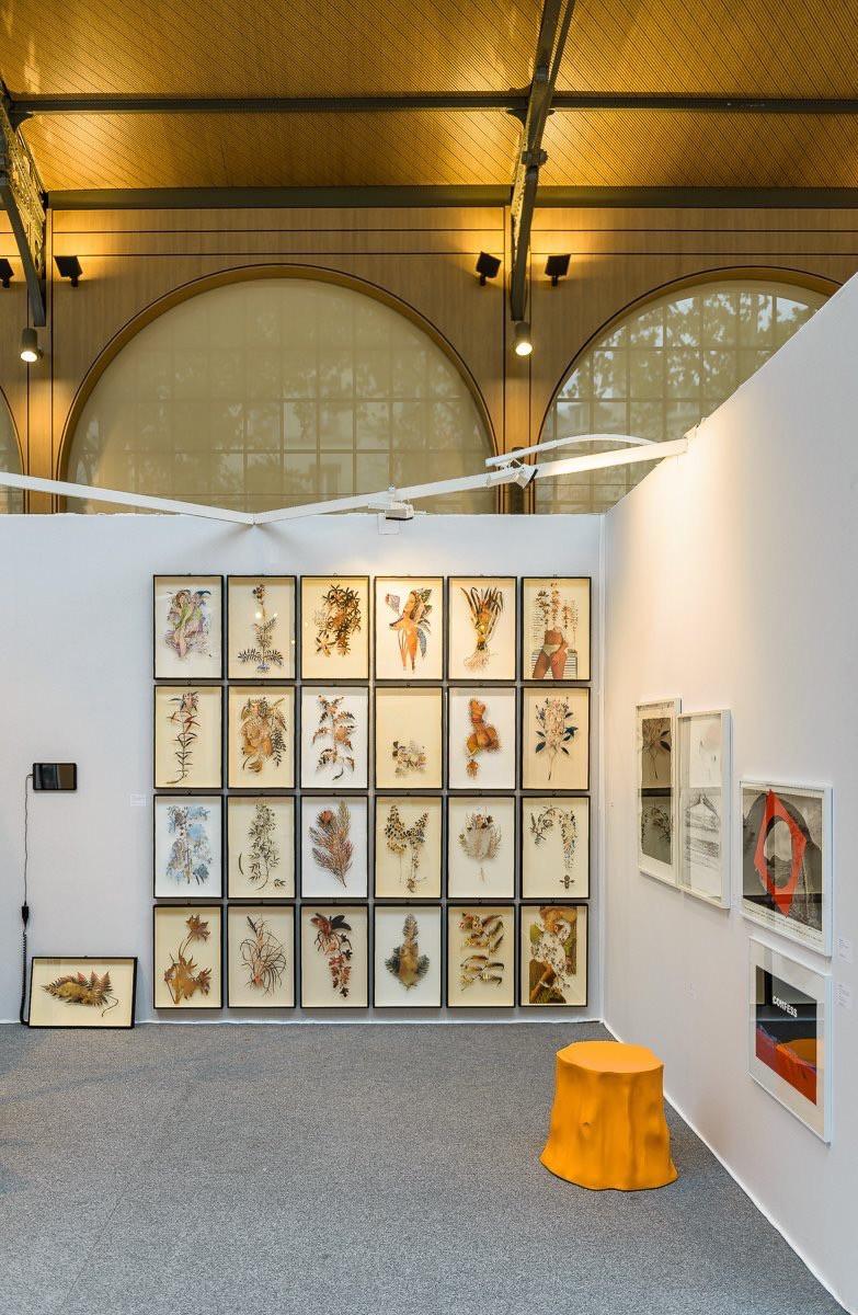 YIA Art Fair #4, Less Is More Projects, Le Carreau du Temple, Paris 2014
