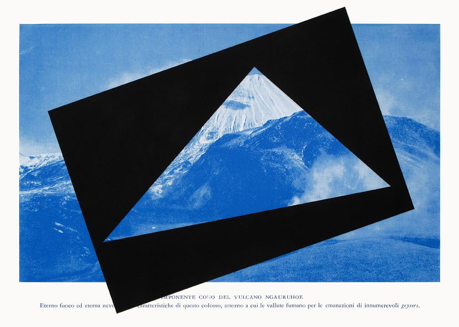 Imposing Cone of the Ngauruhoe Volcano