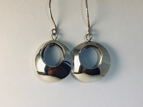 Sterling silver hand crafted beads