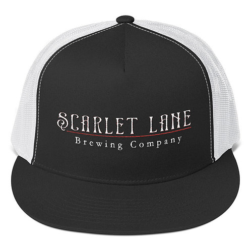 SLB Embroidered Trucker Hat