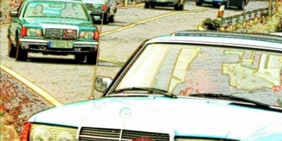 VI Concentración Clásicos Mercedes Antiguos