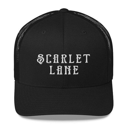 Black/White Classic Trucker hat