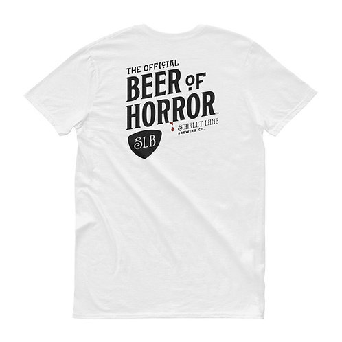 Unisex Official Beer of Horror T-Shirt
