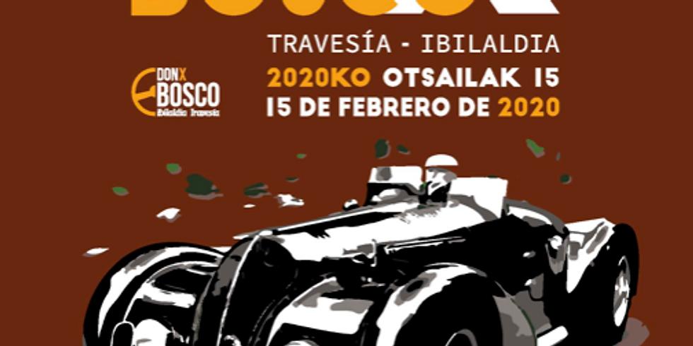 X Travesía de Don Bosco 15 Febrero 2020