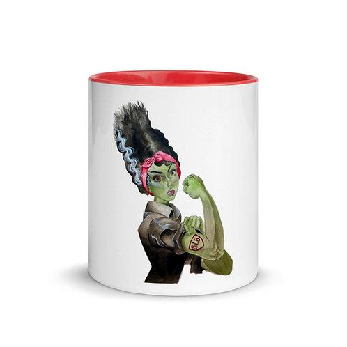 FrankenRosie Coffee Mug