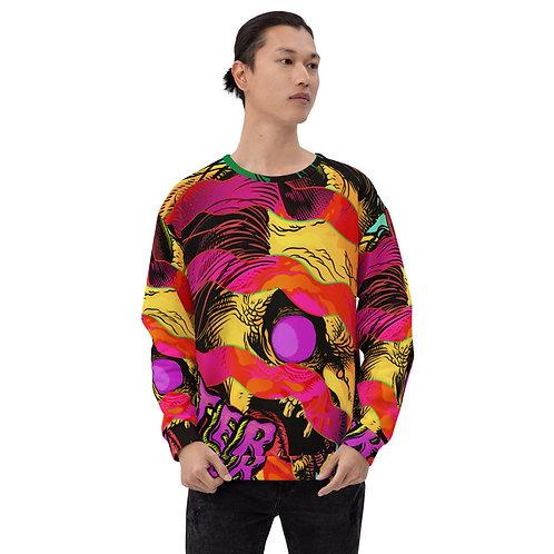 Trippy Helter Seltzer Unisex Sweatshirt