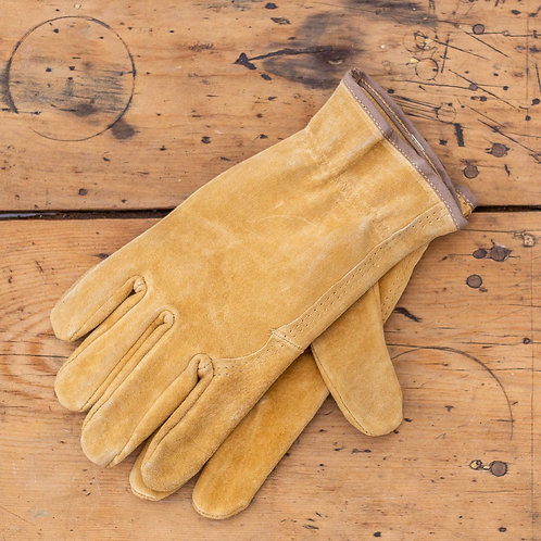 Manswork Pigskin Leather work glove -Size Large