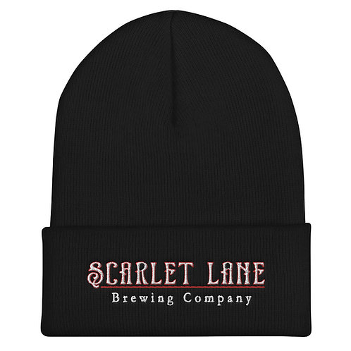 SLB Embroidered Beanie