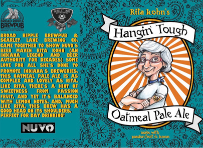 Hangin' Tough - Why Rita Deserves Her Own Beer