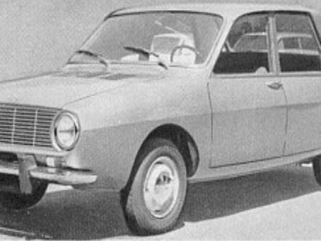 Historia del Renault 12