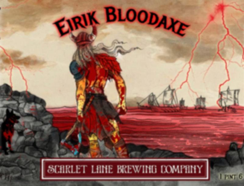 Eirik Bloodaxe Braggot India Pale Ale