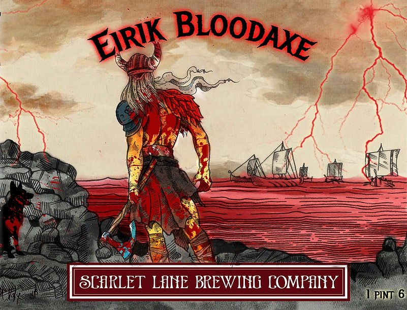 Eirik Bloodaxe Braggot India Pale Ale