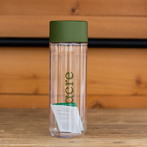 acre & Frank Green reusable drink bottle
