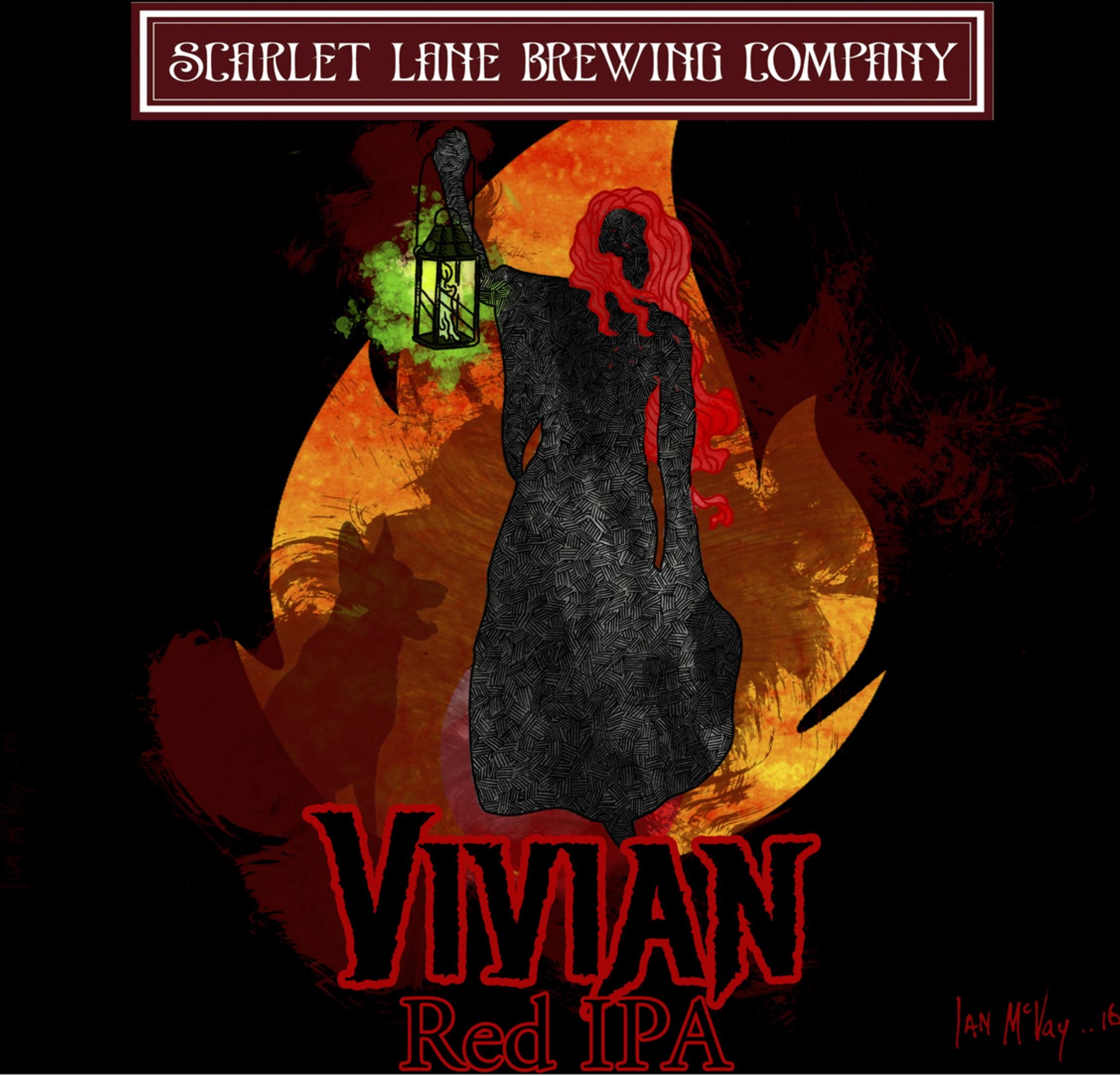 Vivian Red IPA