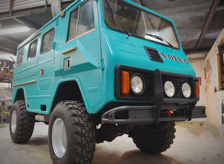 Volvo C202 Laplander 1979