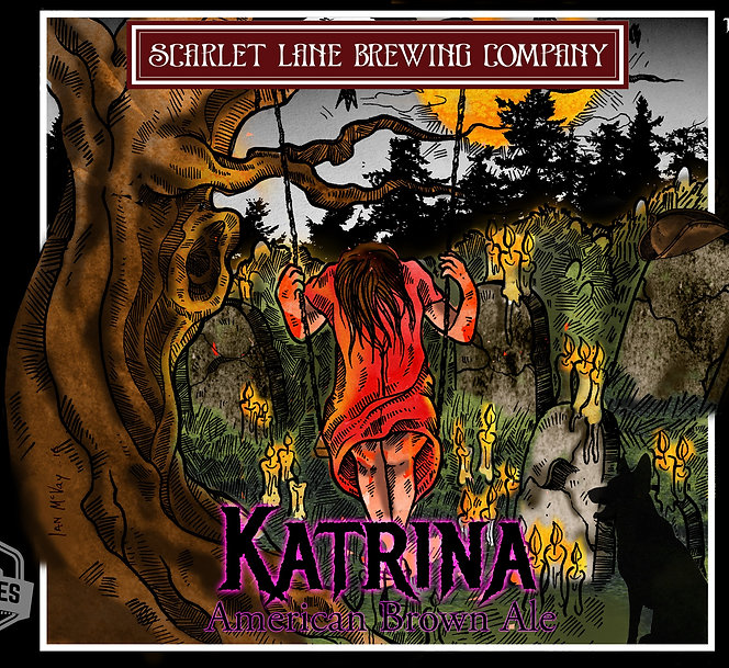 Katrina Brown Ale