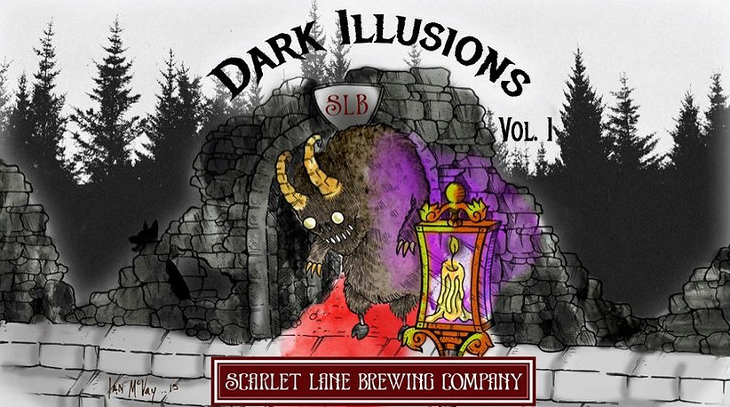 Dark Illusions Sour Ale