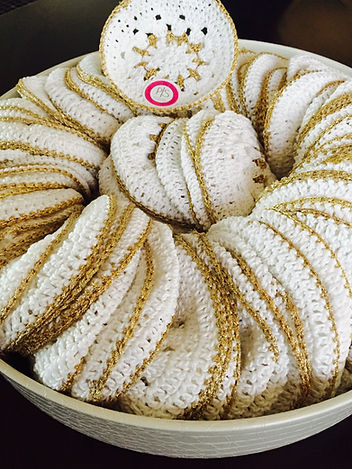 Hand Knit Kippot