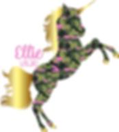 camo-unicorn-bat-mitzvah-gold-pink-logo-