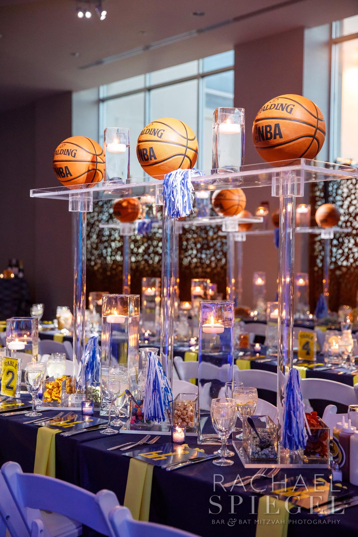 Basketball Bar Mitvah