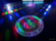 Football Dance Floor Logo