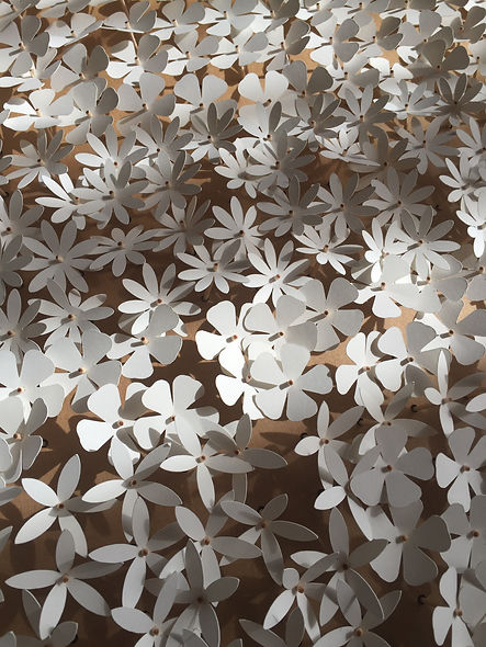 Paper Flower Toothpick