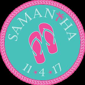 Beach Mitzvah Logo Design