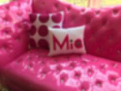 Mitzvah Pillows