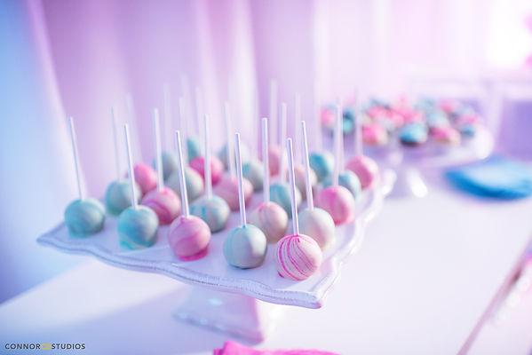 Cake Pops, Dessert Bar, Candy Bar