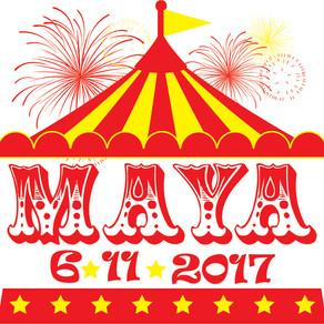 Circus Mitzvah Logo