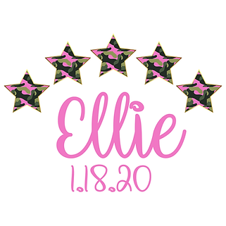 camo-stars-pink-bat-mitzvah-logo-design.