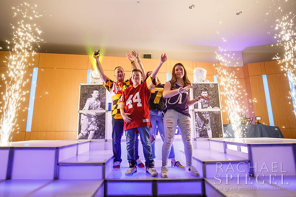 yellow-blue-Basketball-bar-mitzvah-event