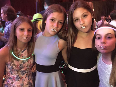 Sprinkle Lips Mitzvah Entertainment