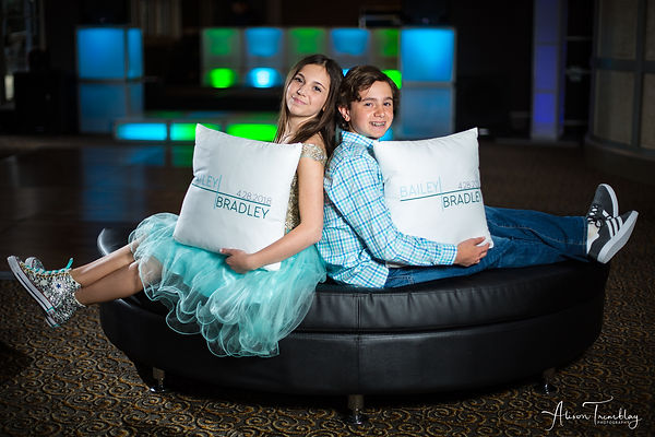 Mitzvah Custom Pillows