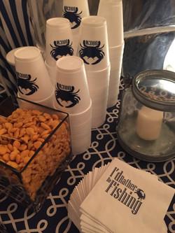 Custom Foam Party Cups