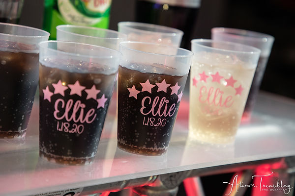custom-bat-mitvah-logo-disposable-cups-s