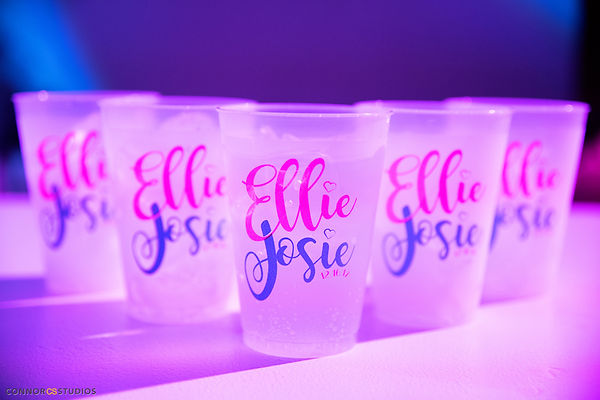 Custom Frosted Cup