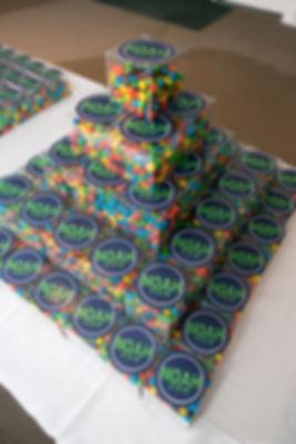 M&M Candy Favor